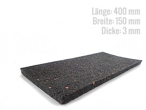 Anti-Rutsch Pad 400 x 150 x 3 mm