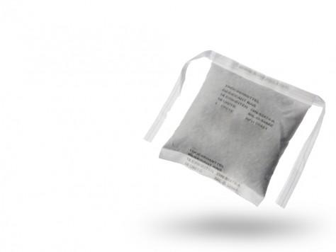 Trockenmittelbeutel DIN 55473 Einheit 16* staubfrei mit Aufhängeband