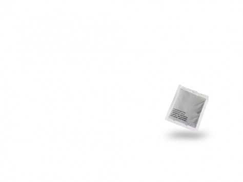 Trockenmittelbeutel DIN 55473 Einheit 1 staubfrei
