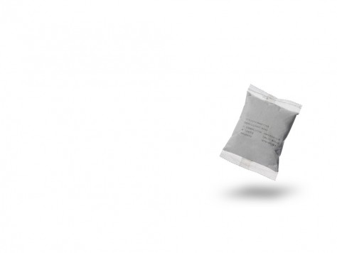 Trockenmittelbeutel DIN 55473 Einheit 4 staubfrei