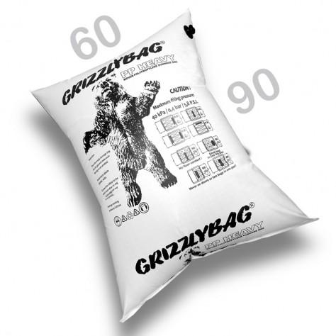 GrizzlyBag® Stausack HEAVY PP-Gewebe Schnellbefüllung - 60 x 90