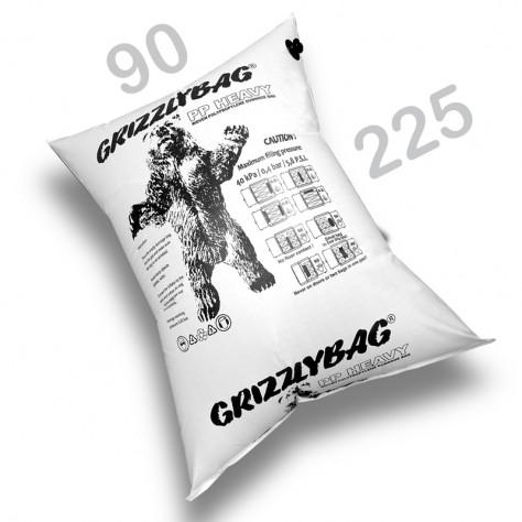 GrizzlyBag® Stausack HEAVY PP-Gewebe Schnellbefüllung - 90 x 225