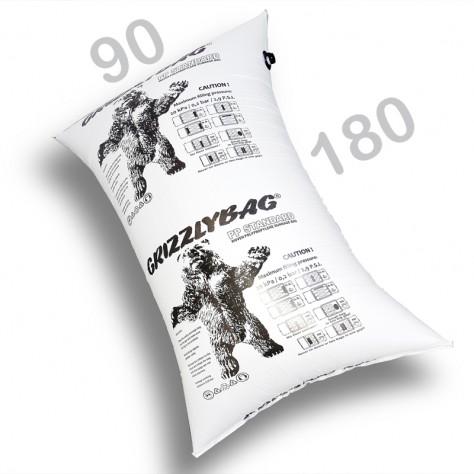 GrizzlyBag® Stausack STANDARD PP-Gewebe Schnellbefüllung - 90 x 180 Seitenbefüllung