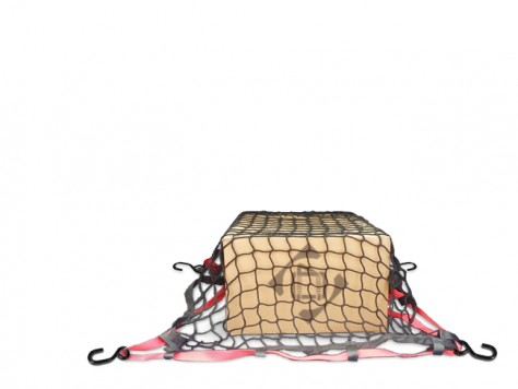 Kofferraumnetz zur Ladungssicherung