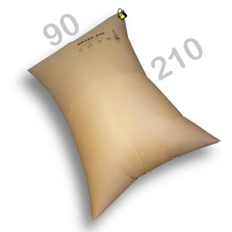 Silkonventil Stausack Kraftpapier 1 PLY - 90 x 210