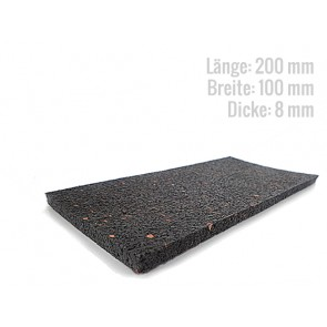 Anti-Rutsch Pad 200 x 100 x 8 mm
