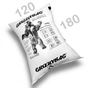 GrizzlyBag® Stausack HEAVY PP-Gewebe Schnellbefüllung - 120 x 180 cm