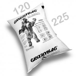 GrizzlyBag® Stausack HEAVY PP-Gewebe Schnellbefüllung - 120 x 225