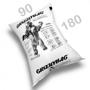 GrizzlyBag® Stausack HEAVY PP-Gewebe Schnellbefüllung - 90 x 180