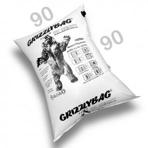 GrizzlyBag® Stausack HEAVY PP-Gewebe Schnellbefüllung - 90 x 90
