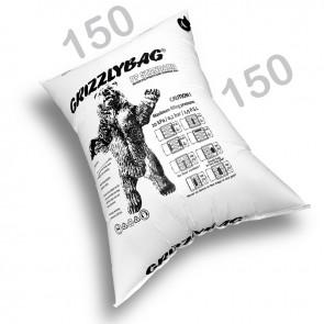 GrizzlyBag® Stausack STANDARD PP-Gewebe Schnellbefüllung - 150 x 150