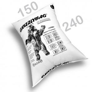 GrizzlyBag® Stausack STANDARD PP-Gewebe Schnellbefüllung - 150 x 240