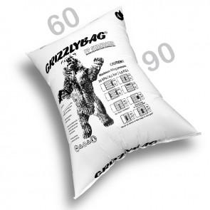 GrizzlyBag® Stausack STANDARD PP-Gewebe Schnellbefüllung - 60 x 90