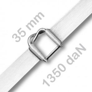 GrizzlyStrap® Umreifungsband GW 105 HM - 35 mm - 1.350 daN
