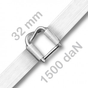 GrizzlyStrap® GW 105 KF8 - 32 mm - 1.500 daN