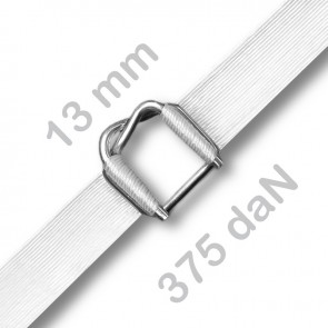 GrizzlyStrap® Umreifungsband GW 40 HM - 13 mm - 375 daN