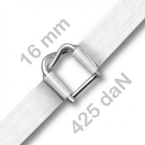 GrizzlyStrap® GW 50 KF - 16 mm - 425 daN