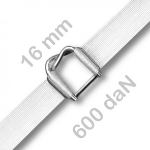 GrizzlyStrap® Umreifungsband GW 55 HM - 16 mm - 600 daN