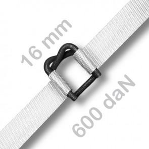 GrizzlyStrap® Umreifungsband GW 55 PES - 16 mm - 600 daN