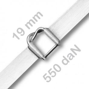 GrizzlyStrap® Umreifungsband GW 60 HM - 19 mm - 550 daN