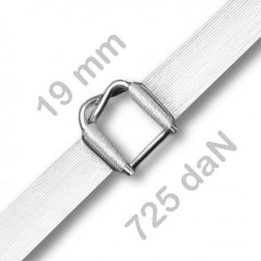 GrizzlyStrap® Umreifungsband GW 65 HM - 19 mm - 725 daN