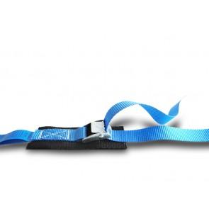 Klemmschlossgurte 3,5 m 250 daN blau