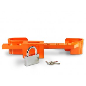 Containerriegel Basis (kd) ORANGE