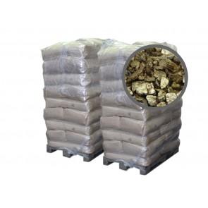 Ansicht Paletten Absorptionsmittel Vermiculite Nr.4