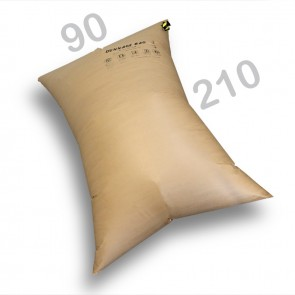 Silkonventil Stausack Kraftpapier 2-PLY - 90 x 210