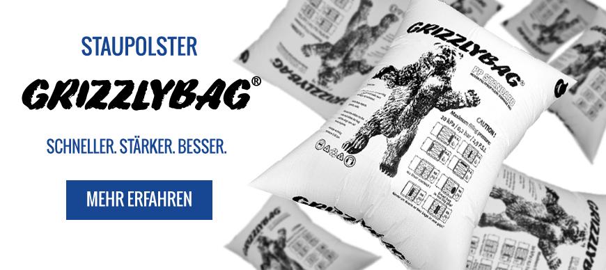 Slider-Bild GrizzlyBag® Stausäcke von Grönheit & Weigel GmbH