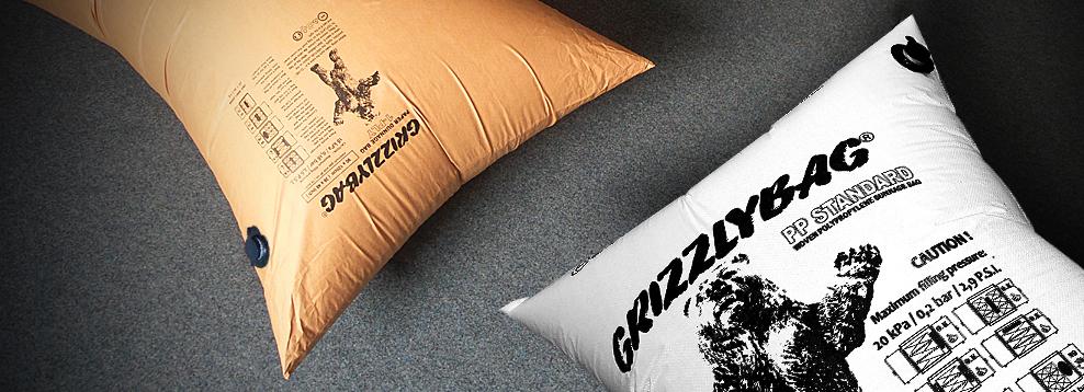 GrizzlyBag® Stausack Kraftpapier Schnellbefüllung