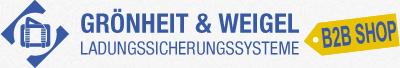 Grönheit & Weigel Shop Logo